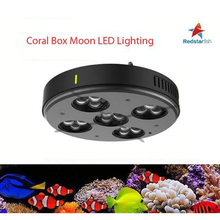 Red Starfish D3 54W LED Full Spectrum Aquarium Light Coral Light Sunrise Sunrise Sea Water Light Coral Cylinder Lighting WIFI