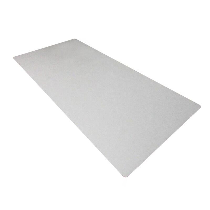 ESLOTH imperméable à l'eau 1200*600 MM antidérapant tapis de souris de jeu PU cuir Surface de transport Base surpiqué bords souris grands tampons grand