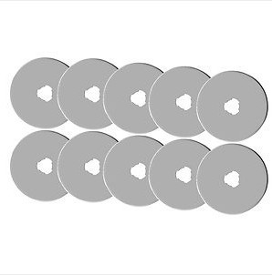 350pcs lot rotary cutter blades fit for most of rotary cutters factory direct sale