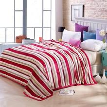 Pacific Textile blanket per square 360g coral fleece fabric cobertor