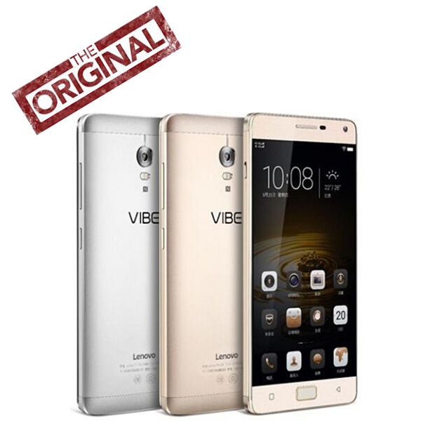 Original Lenovo Vibe P1C58 4G Cell Phone Android 5 1 Snapdragon 615 Octa Core 5 5