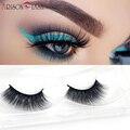 Wholesale Natural 3D False Eye Lashes/ Full Strip Lashes Fake Eyelashes Extensions For Makeup Free Shipping 2016