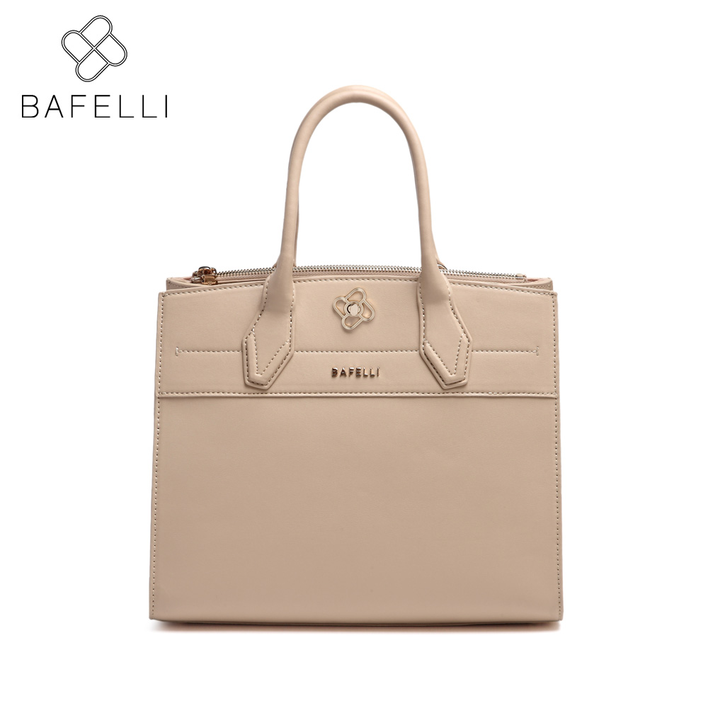 BAFELLI the new split leather shoulder bag women business luxury handbag hot sale dress bolsa mujer women messenger bag