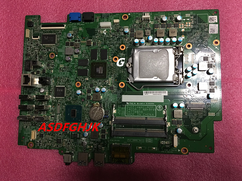 D47TW motherboard for DELL Inspiron 24 5459 5450 100 TESED OK