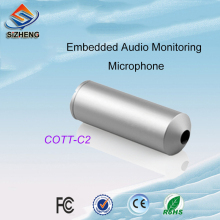 SIZHENG COTT-C2 Embedded CCTV microphone sound pick up for camera security system