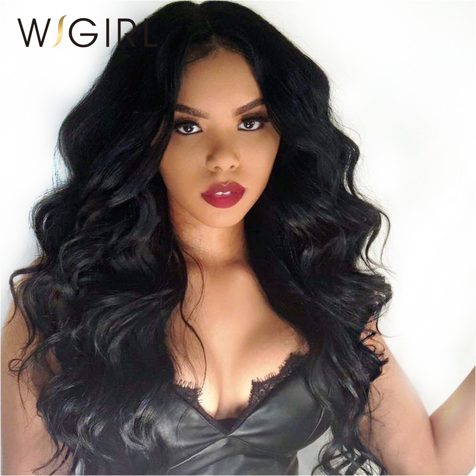 Wigirl Hair Body Wave Glueless Full Lace Wigs Human Hair With Baby Hair 100 Human Hair