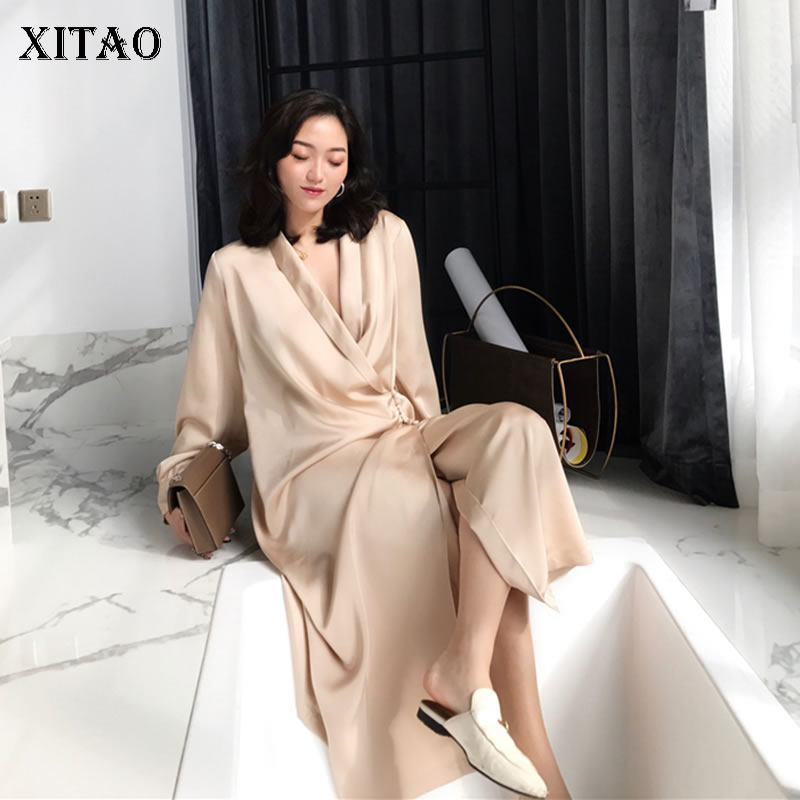 SuperAen 2019 Summer New Women s Sets Loose Pluz Size Tops Female Europe Fashion Casual Wild