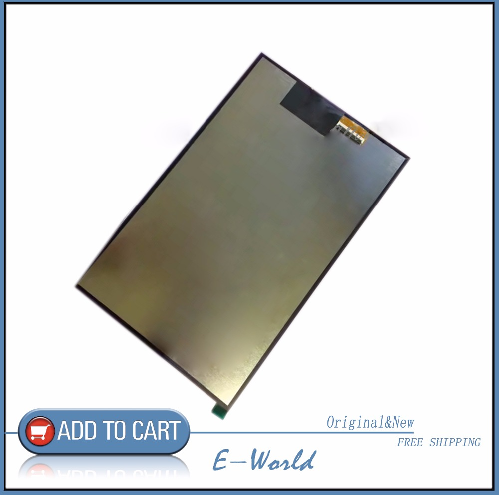 Original LCD screen AL0877A for tablet pc free shipping