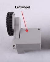 Original A320 A325 M320 Left Wheel Assembly Robot Vacuum Cleaner A320 A325 M320 Wheels Spare