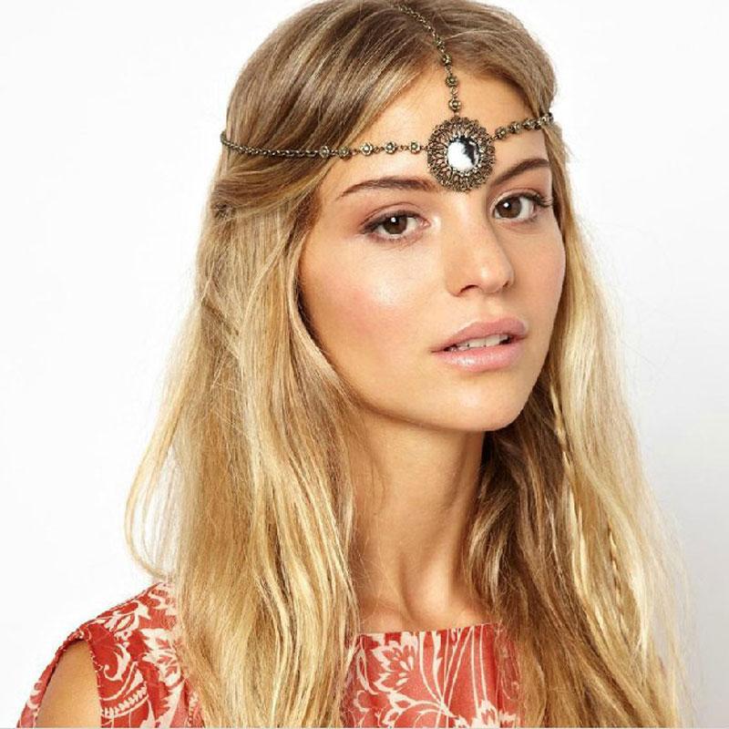 Bridal Hair Accessories Boho : Online get cheap indian bride hair aliexpress.com alibaba group