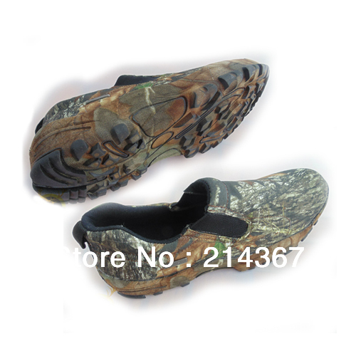 BUSHMASTER MOSSY OAK BREAKUP Camouflage Outdoor Hunting Waterproof Leisure Shoes Boots dhl ems 1pc mhmd022g1v original servo motor