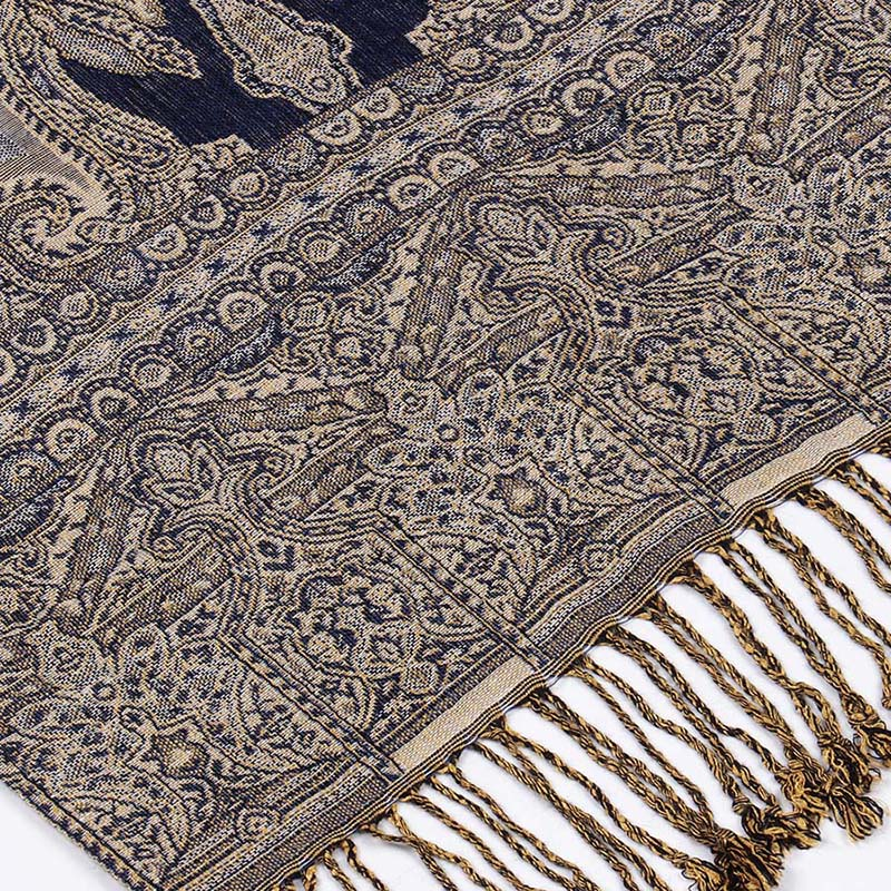 0 23kg YILIAN Brand Print Bohemia Paisley Retro Pattern Scarf Women 2018 Autumn and Winter Fashion Cotton Women Shawl Head Scarf in Women 39 s Scarves from Apparel Accessories