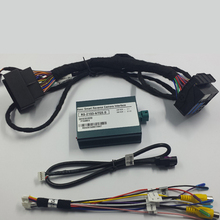 Charge Free Handle Trunk Rear Camera In Car Reverse Interface For Mercedes CLA 2016 Comand Online Audio 20 NTG 5.0 System