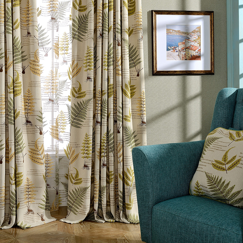 Curtains for Living dining room bedroom living room bedroom curtains  shading cloth cotton American country finished. Popular Country Bedroom Curtains Buy Cheap Country Bedroom
