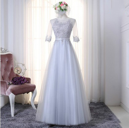 Bridesmaid dresses the new 2016 summer long bride wedding bridesmaid dresses brief paragraph party evening dress