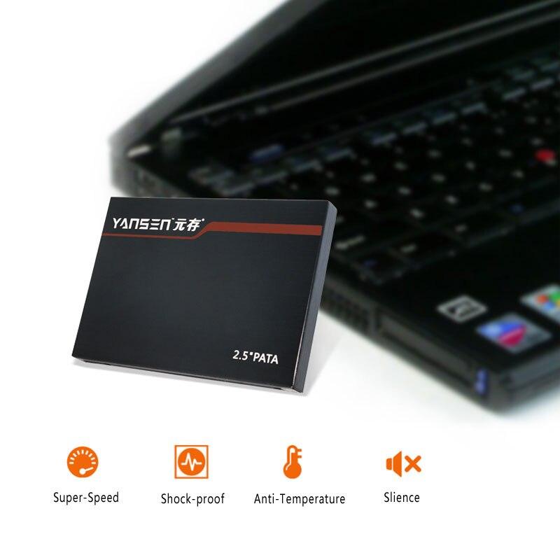 Kingspec 2,5 zoll PATA 44pin IDE hd ssd 16GB 32GB 64GB 128GB 4C TLC Solid State festplatte Flash-Festplatte IDE für Notebook Desktop