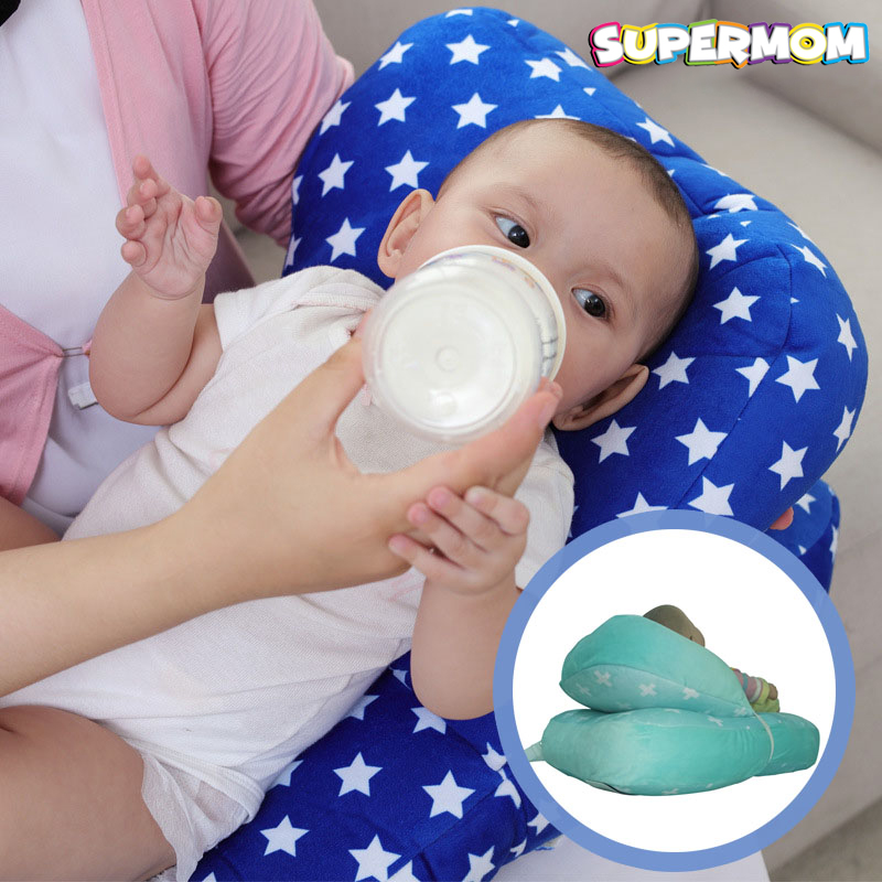 Infant Nursing Pillow Newborn Breastfeeding Support Cushion Head Protection Bedding Pillow Pad Baby Bottle Feeding Mother