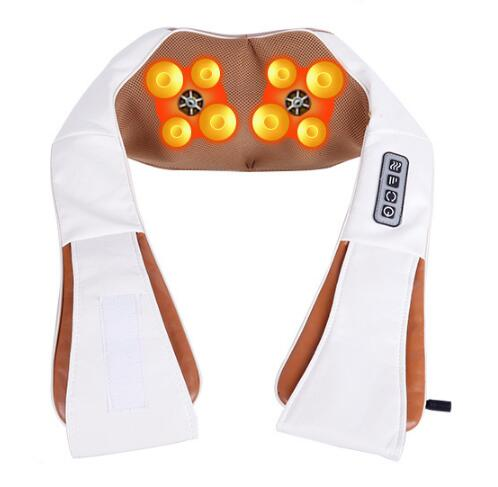 Car Home Outdoors Rechargeable Massager to knead back multifunction cervical massage shawl wireless body massager healthcare gynecological multifunction treat for cervical erosion private health women laser device