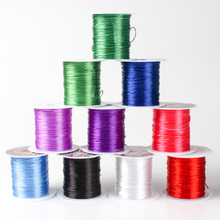 10M/Roll 0.6mm Elastic Cord Thread Beading Line Strong Cryst