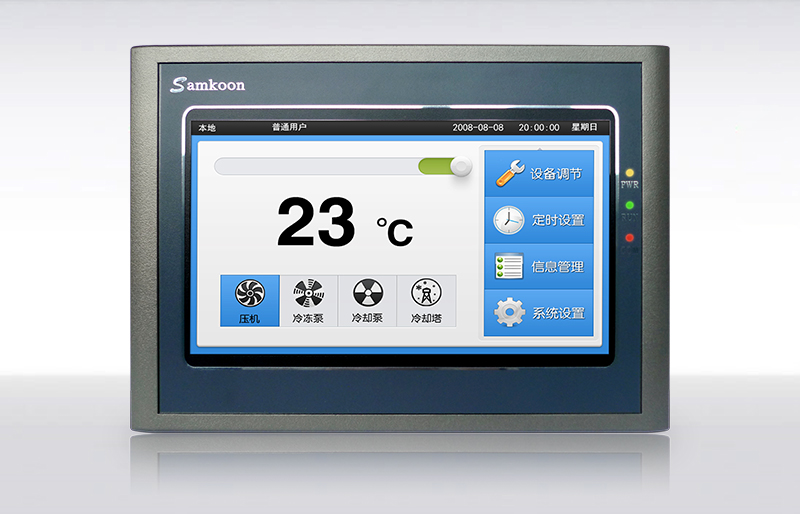 AK-070BE 7  TOUCH SCREEN & HMI PANEL WITH PROGRAMMING CABLE AND SOFTWARE,HAVE IN STOCK kinco sz7s 7 tft hmi have in stock