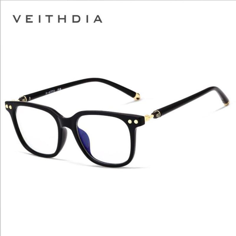Veithdia Marke Design TR90 Brillen Frame Mode Brillen Frames Männer ...