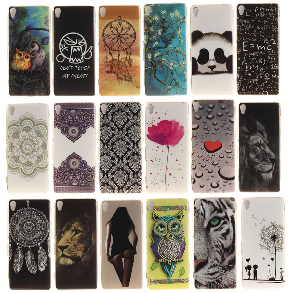 For Apple iPhone SE 5 5S 6 6S 7 7 Plus Case TPU IMD soft painting styles special phone back cover transparent protect skin shell