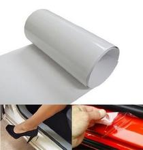 Car Styling 5M*20CM High Strength Anti Scratch Film For vw ford polo Transparent Car Stickers Bumper Hood Paint Protection Film