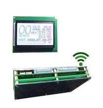 Smart Дисплей 300A 200A 150A 100A 70A литиевых Батарея защиты совета баланса BMS кулонметр литий-ионный Lipo lifepo4 8 s 21 s 24 s