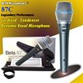High Quality BETA87A BETA 87A Karaoke Vocal Wired Cardioid Dynamic Microphone Mike Mic For BETA87C BETA 87C  BETA 87 Microfone