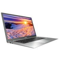 Laptop Russian keyboard 15.6 Ultrabook Gaming Laptops IPS Intel Celeron J3455 Notebook Computer With 8GB RAM 256GB 512GB 1TB