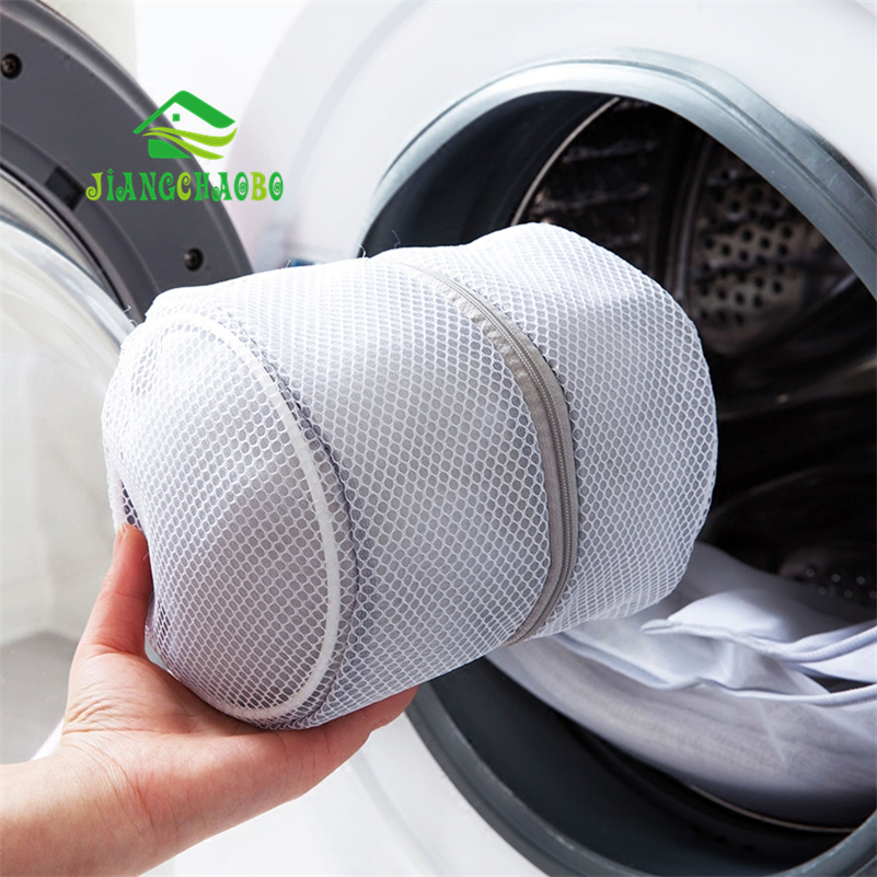 JiangChaoBo Thickening Bra Laundry Bag Clothes Underwear Washing Bag Washing Machine Fine Network Clothes Bag Laundry Bag