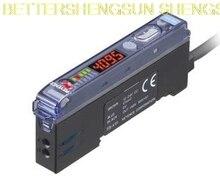 Бесплатная доставка, оптоволоконный датчик для оптоволоконного сенсора, подходит для использования с устройствами, работающими на расстоянии от 1 до 4 лет