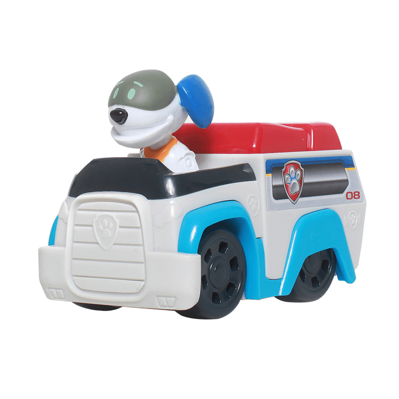 Paw Patrol Robot dog patrulla canina Toys Anime Figurine Car Plastic Toy Action Figure model Children Gifts toys paw patrol patrol car vehicles toys figurine plastic toy action figure model patrulla canina kids toys combination set