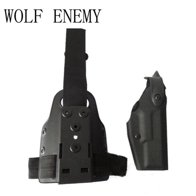 Promo Tactical Hunting Pistol Leg Holster Glock 17 19 22 23