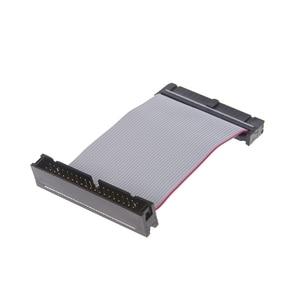 Image 2 - גמיש שטוח כבל דיסק קשיח כונן 40Pin זכר IDE נקבה הארכת כבלים
