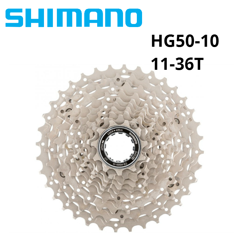 Cycling Bolany 10 Speed 11-50t Freewheel Mtb Mountain Bike Cassette Cogs Flywheel