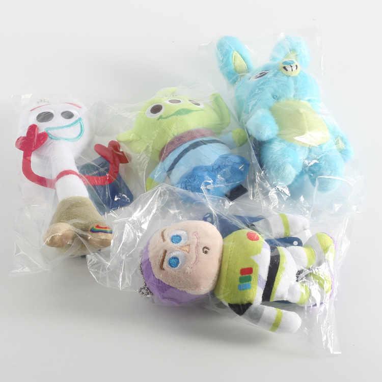 15 centímetros Lightyear de Toy Story Buzz Lightyear Alienígena Forky 4 Bonecos de Pelúcia Coelho Stuffed dolls Presente Para as crianças natal