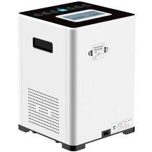 Мини медицинский дыхательный аппарат с дистанционным управлением, портативный концентратор кислорода для автомобилей/дома/на открытом воздухе