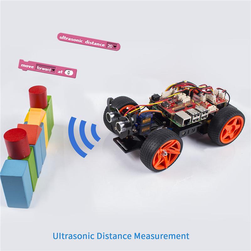 Raspberry Pi Robot (2)