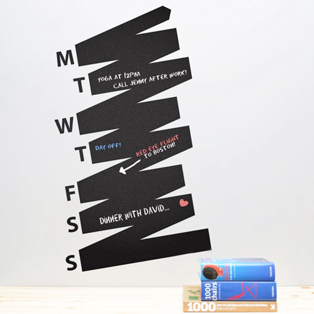Free shipping stylish brand modern Jeans Free Shipping New Creative Weekly Chalkboard Calendar Vinyl Decal Wall Stickers For Home Or Office Stylish Modern Decor Aliexpress Free Shipping New Creative Weekly Chalkboard Calendar Vinyl Decal