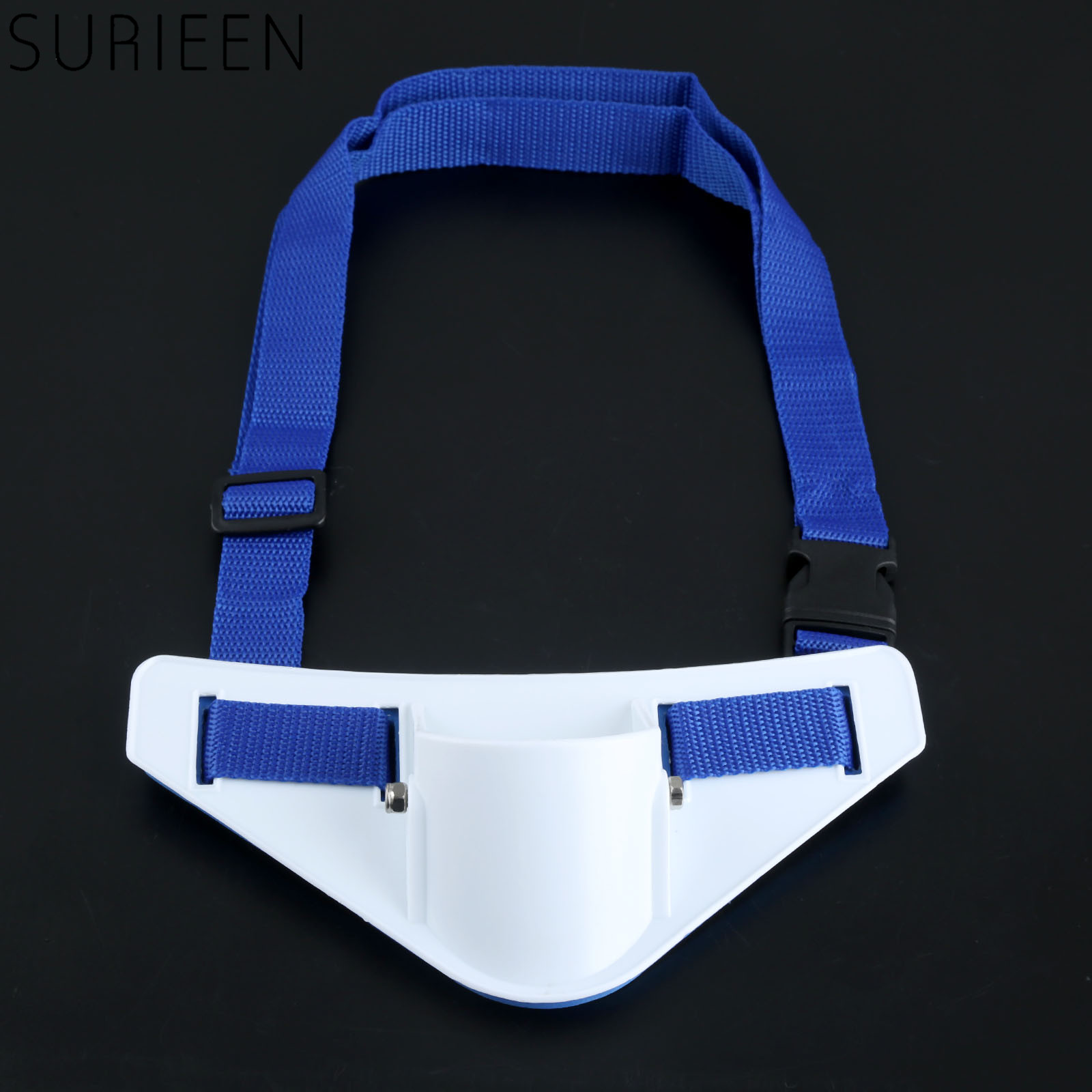 SURIEEN Stand Up Sea Fishing Waist Belt Rod Holder Gimbal Pad Fighting Belt Rod Holder Tackle Fishing Tools Fighting Belts