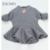 Bebê menina crianças camisola de malha de tricô camisa crianças blusas de roupas para babygirls YL297 quente malhas de manga longa para as meninas