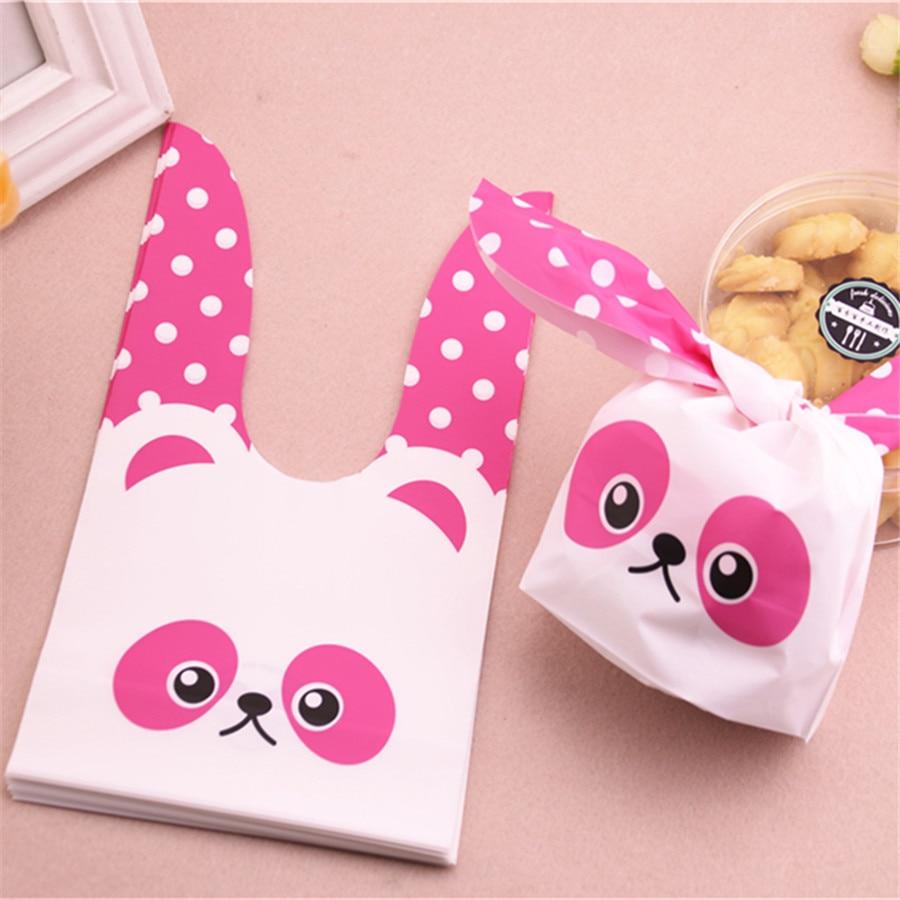 Wholesale 50pcs/lot Cute Cartoon Wedding Candy Packaging Bags ...