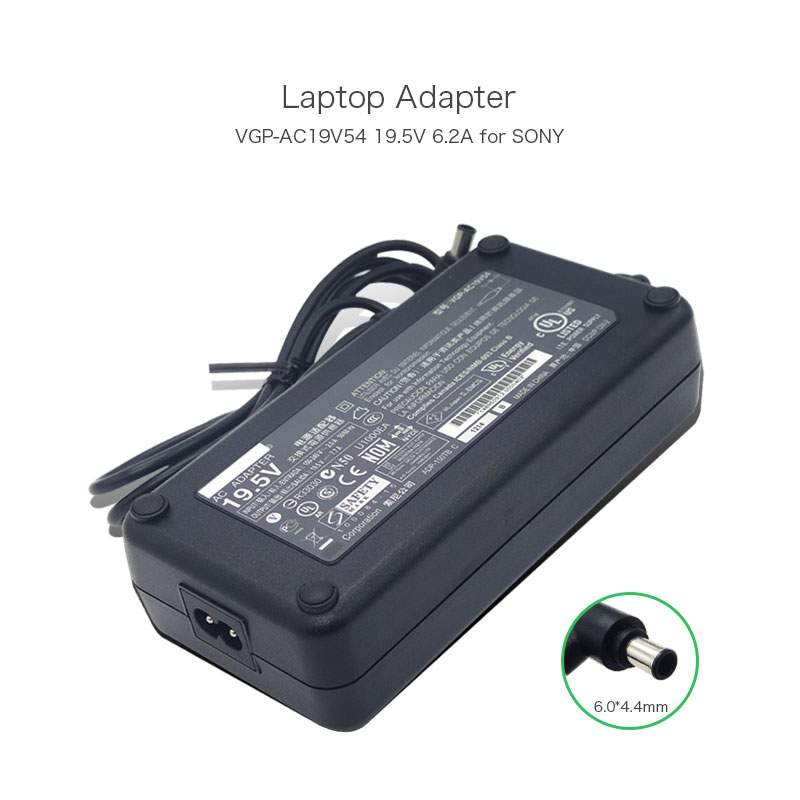 19.5V 7.7A 150W Universal Charger for Laptop for Sony VPCG FR860 PCG FR862 ADP 150TB C VGP AC19V18 VGP AC19V54 Power Supply