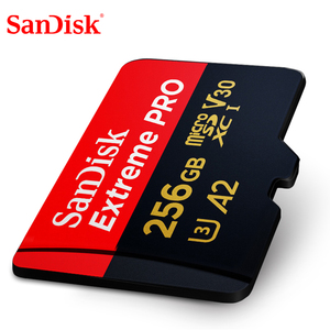 Image 3 - SanDisk Extreme Pro microSDHC/microSDXC New upgrade Memory Card 32GB microSD Card 64GB TF Card 170MB/s 128GB Class10 U3 A2 V30