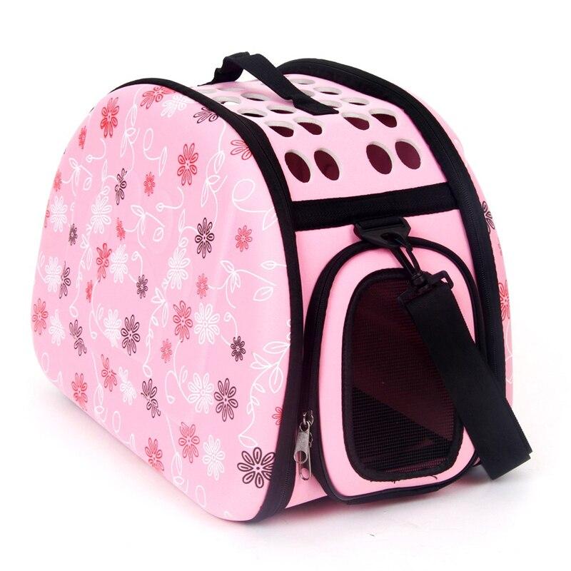 HOT NOVÝ Psí pytel Cat Carrier Pet Spací Přenosný Pet Carrier Skládací taška Cestovní Puppy Carrying Batohy Cat Bag Doprava zdarma
