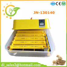 Mini egg incubator for chicken quail adjustable egg tray high hatching rate family type