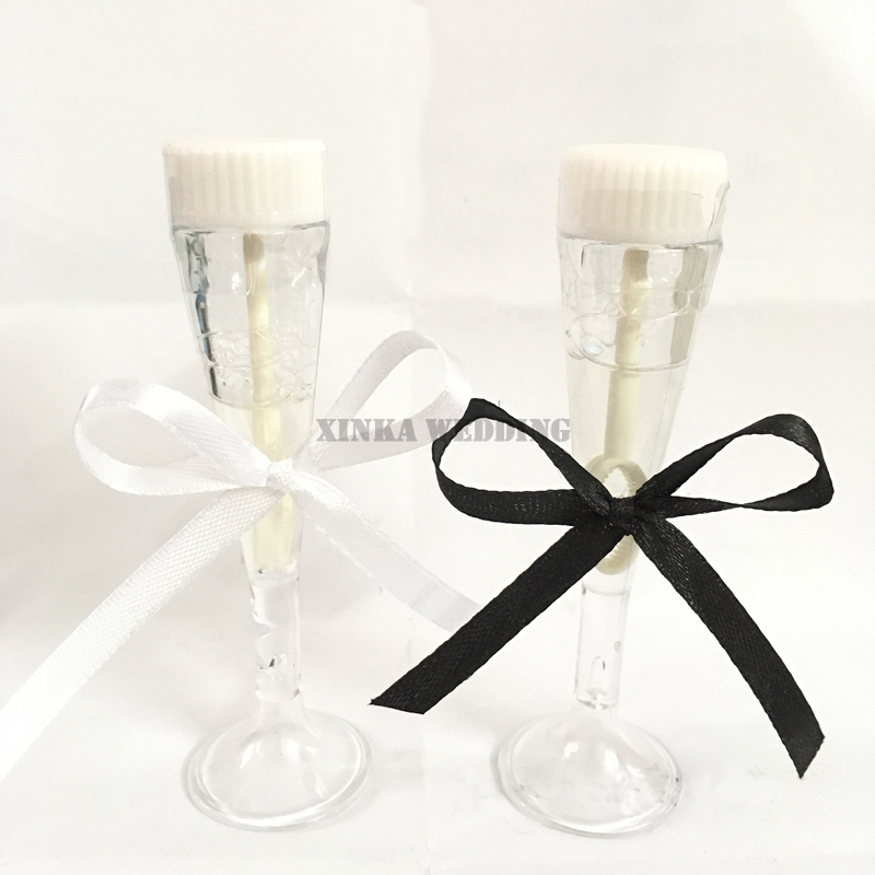 Bride And Groom Wedding Bubbles With Ribbon Soap Water Bottle Party Baby Shower Funny Favors Decoration Accessories In Diy Decorations From