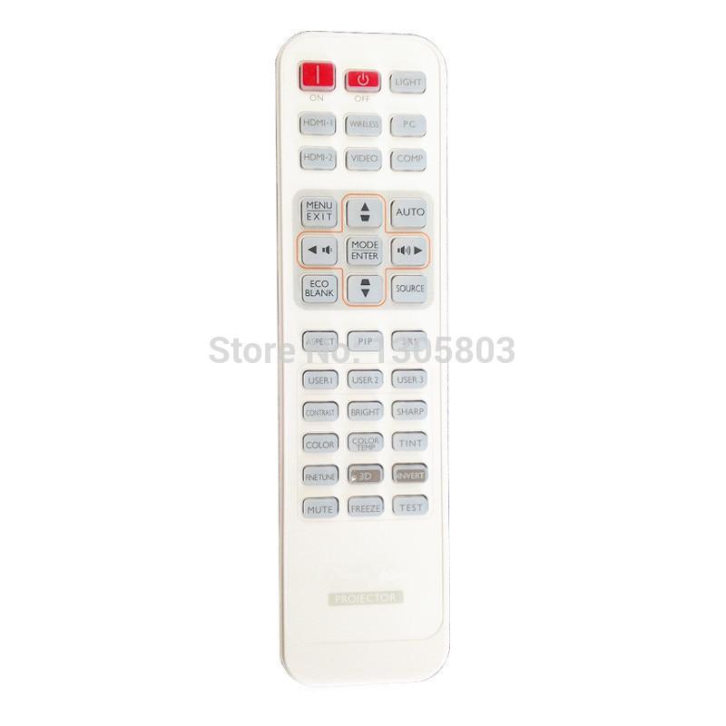 Original projector remote control for BenQ projector W1500/W1080ST/W750/W770ST/W1070 benq w1070