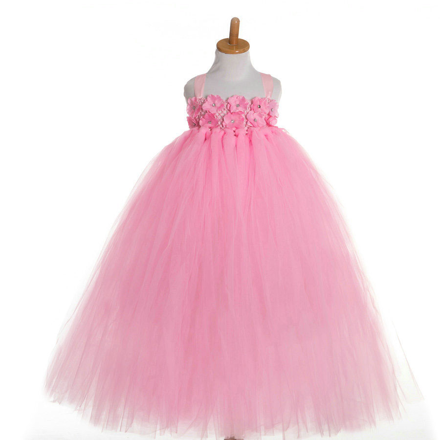 Popular beach wedding flower girl dresses buy cheap beach for Flower girl dress for beach wedding